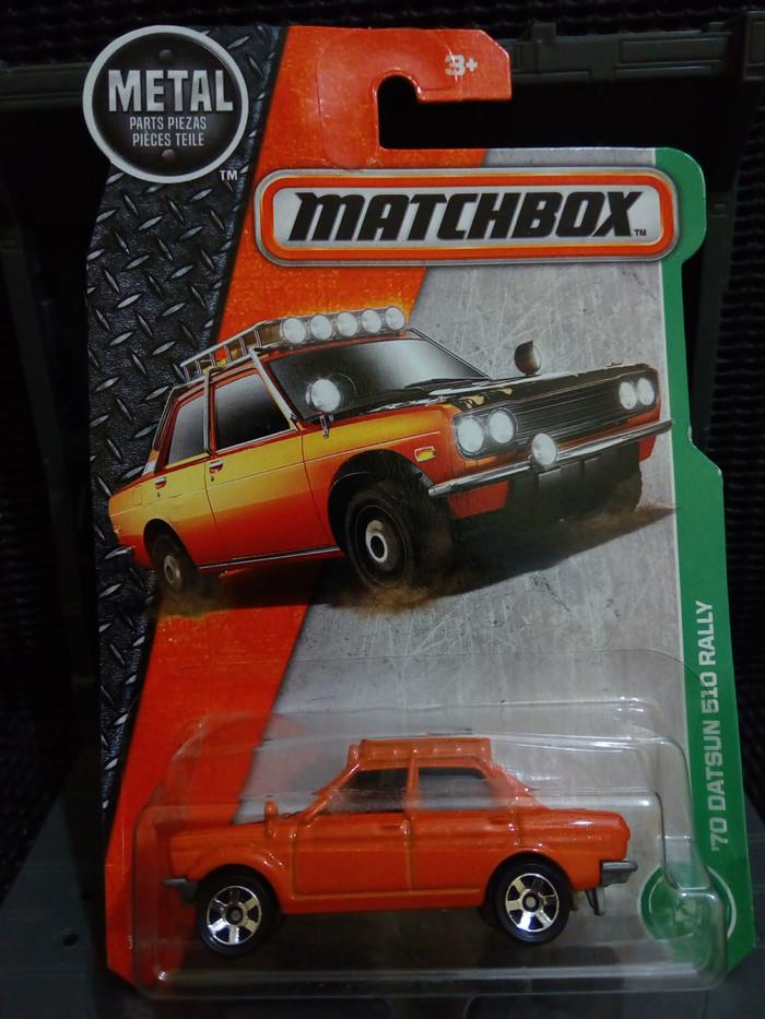 harga Matchbox datsun 510 rally Tokopedia.com