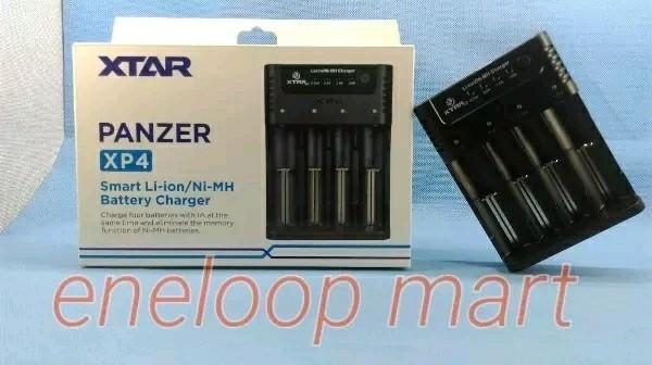harga Xtar vp4 panzer charger baterai 18650 aa aaa(not awt nitecore powerex) Tokopedia.com