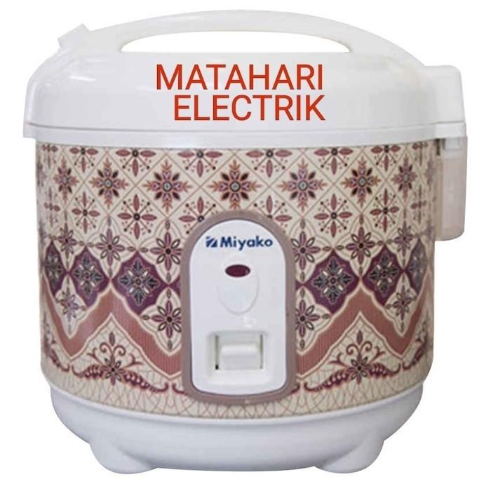 harga Magic com mini / rice cooker miyako psg 607 Tokopedia.com