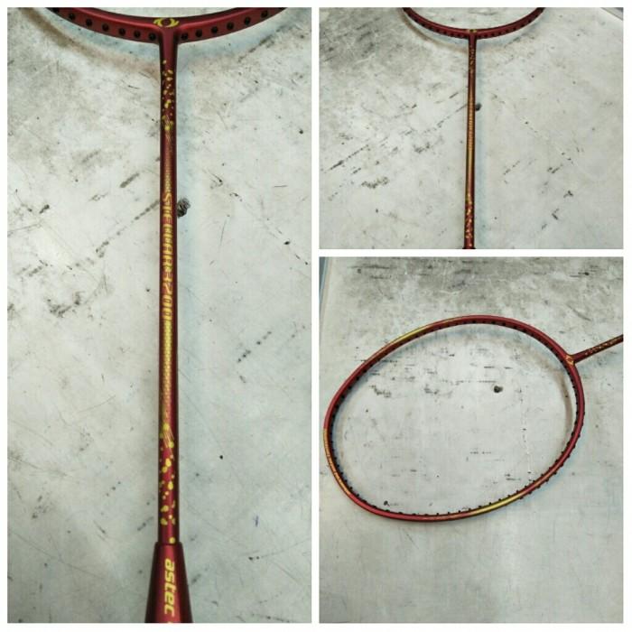 harga Raket badminton astec stellar 3200 original lengkap tas kaos senar Tokopedia.com