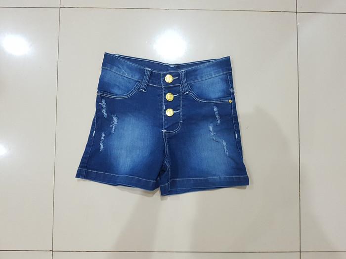 harga Celana pendek hot pants jeans size 27 28 29 30 strch soft jeans murah Tokopedia.com