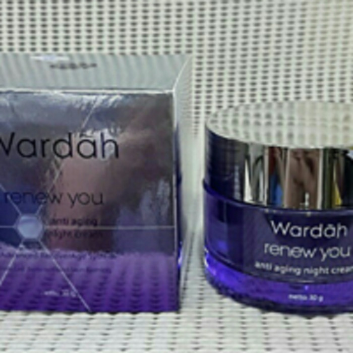 Katalog Wardah Anti Aging Travelbon.com