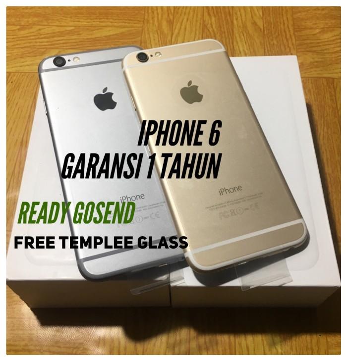 harga Iphone 6 - 64 gb grey garansi 1 thn jaminan original Tokopedia.com