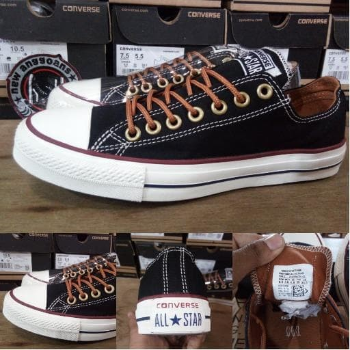 Sepatu Converse Chuck Taylor Premium Gold Ring Premium Grade Ori Murah 64f73dfc56