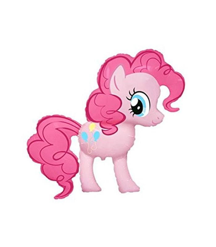 harga Pinkie Pie My Little Pony Airwalker Usa Foil Balloon/balon Little Pony Tokopedia.com