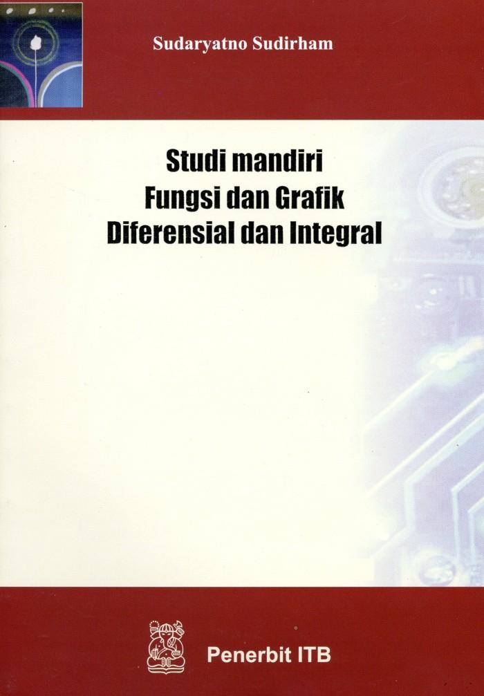 harga Studi mandiri fungsi grafik diferensial dan integral Tokopedia.com