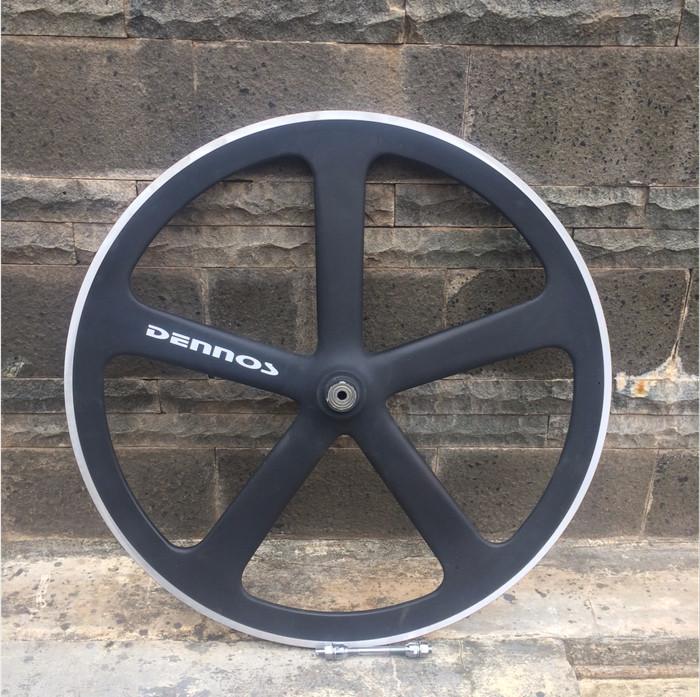 harga Dennos 5 spoke ringan dan murah + ban luar dalam Tokopedia.com