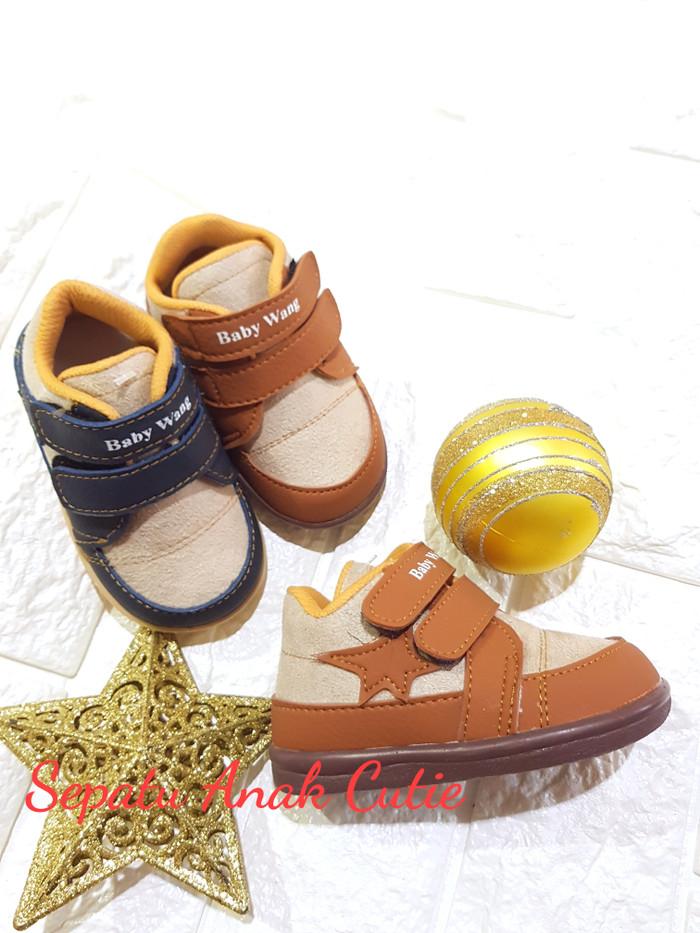 harga Sepatu bayi balita anak kets bunyi baby wang(1-3tahun) Tokopedia.com