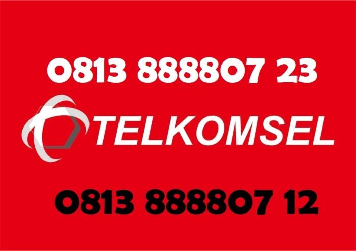 Telkomsel Kartu Perdana Nomor Cantik Simpati Hoki Kuartet 8888 Banyak .