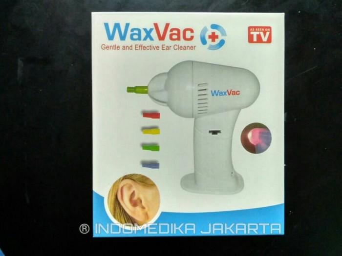 Alat Pembersih Telinga Penyedot Kotoran telinga Waxvac .