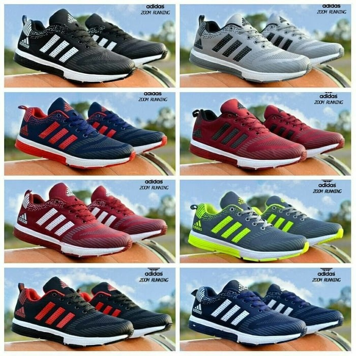 Jual Sepatu Olahraga Sport Pria Casual Adidas Climacool promo ... efff2b488b