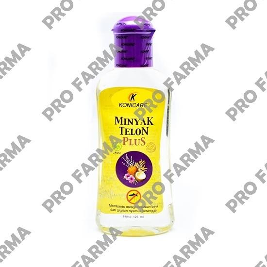 konicare minyak telon plus 125 ml - PRO FARMA