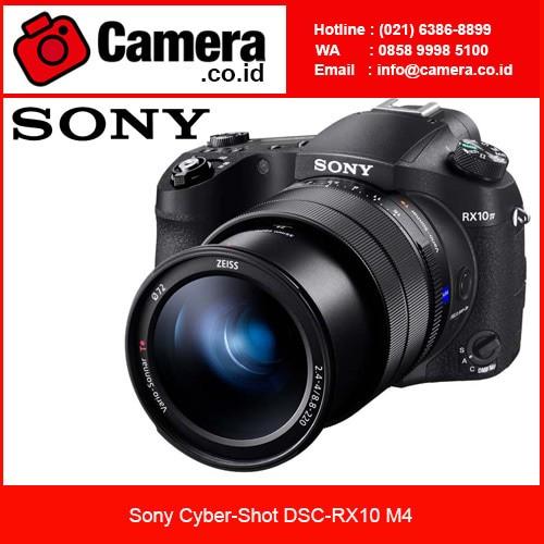 Jual Sony Cyber-Shot DSC-RX10 M4 / Sony RX10 mark IV - DKI Jakarta -  camera co id - OS | Tokopedia