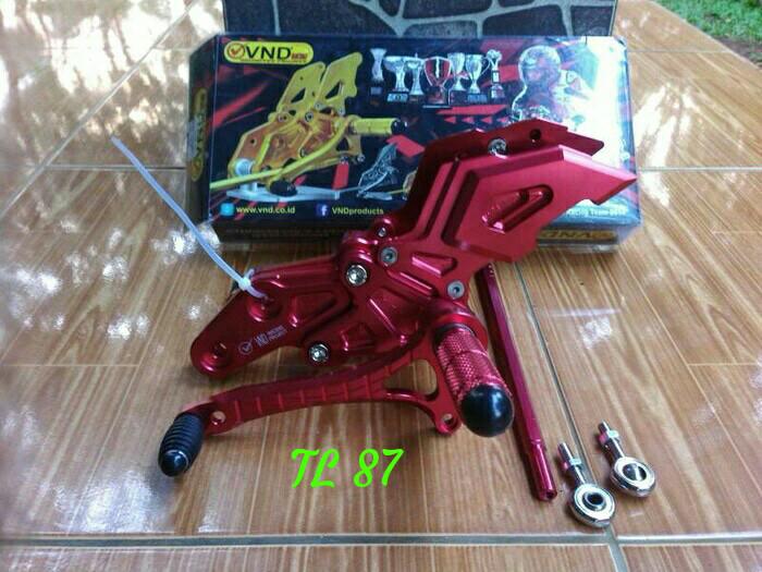 harga Footstep underbone vnd vixion new-vixion old Tokopedia.com
