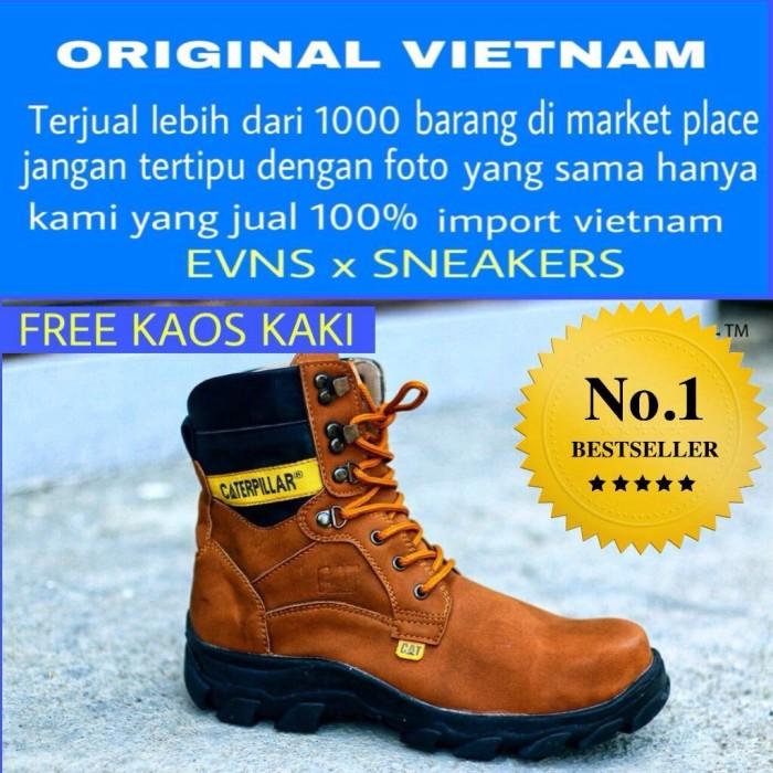 e11ee258c3f Jual SEPATU CATERPILLAR BOOTS HIGH SAFETY - MEGA STORE INDONESIA | Tokopedia