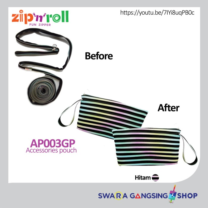 harga Zip n roll / tas kometik / souvenir pernikahan / kado ap003 Tokopedia.com