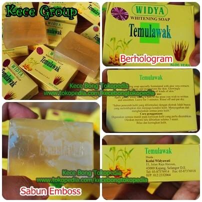 Jual Cream Temulawak Gold Dan Whitening Serum Gold Murah Source · Diskon Sabun Cream Temulawak Original