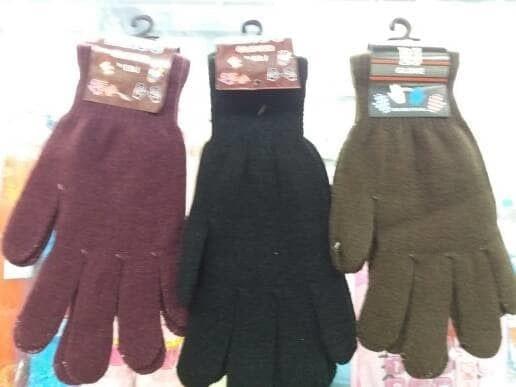 Foto Produk (Dijamin) Sarung tangan dewasa rajut warna dari TOKO DIsaya