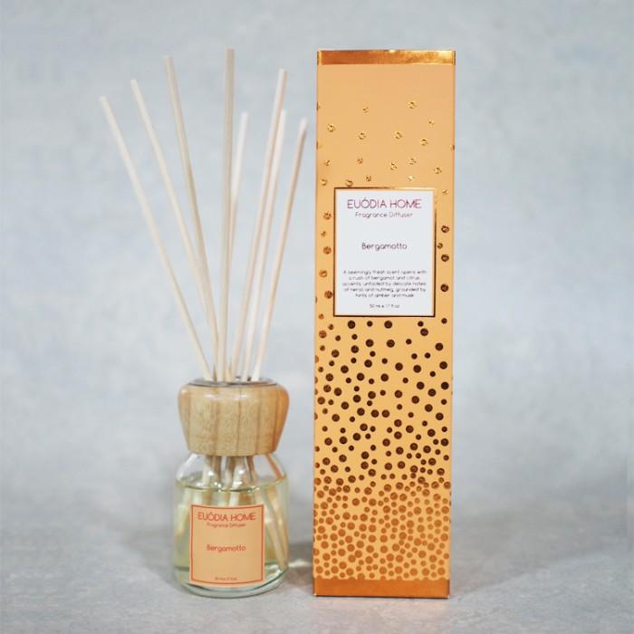 harga Euodia home bergamotto fragrance diffuser 50 ml Tokopedia.com