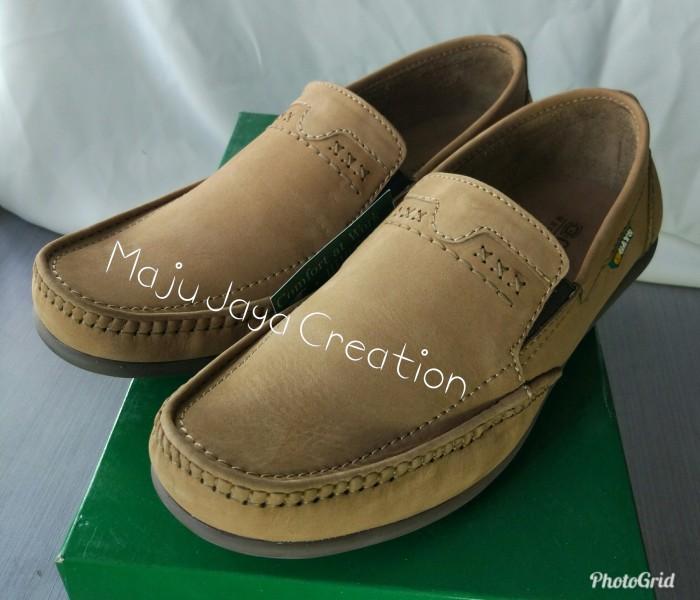 Jual Sepatu GATS Kulit Casual Pria Keren Original Murah HK 0002 ... 7b93231c4f