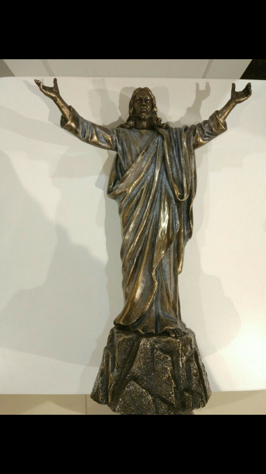 harga Patung Jesus With Open Arm Tokopedia.com
