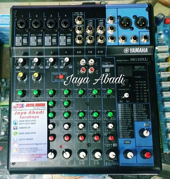 harga Mixer yamaha mg 10 xu Tokopedia.com