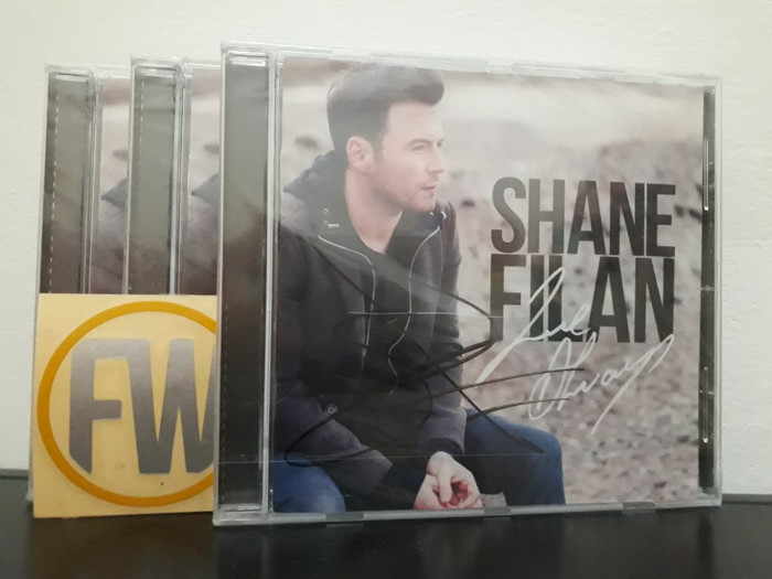 Jual Love Always - Shane Filan CD SIGNED EDITION (Import UK) - Kota  Surakarta - Fanworld Indonesia | Tokopedia