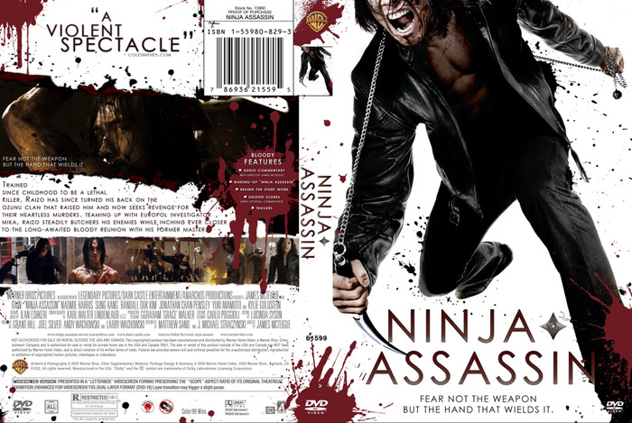 ninja assassin 2009 full movie with english subtitles