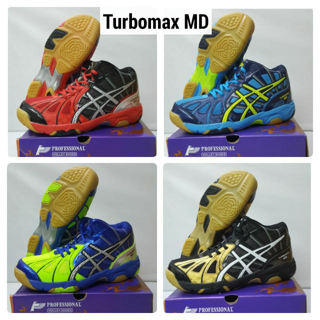 ... harga Sepatu volley voli - profesional turbomax md - original  Tokopedia.com c45866b1b4