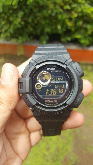 harga Gshock g-9300gb mudman gold black original Tokopedia.com
