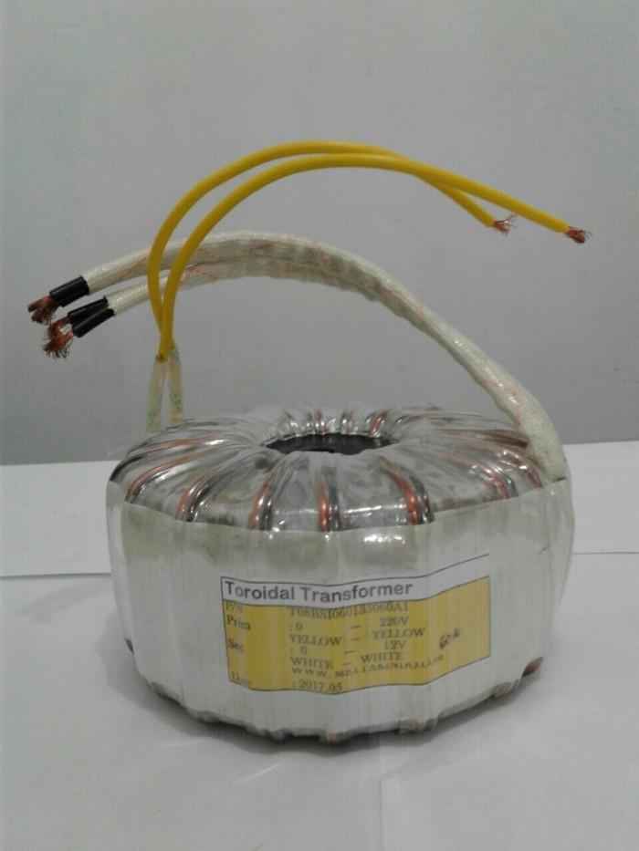 harga Trafo toroid 60a 0 -12v charger super merk mdk Tokopedia.com