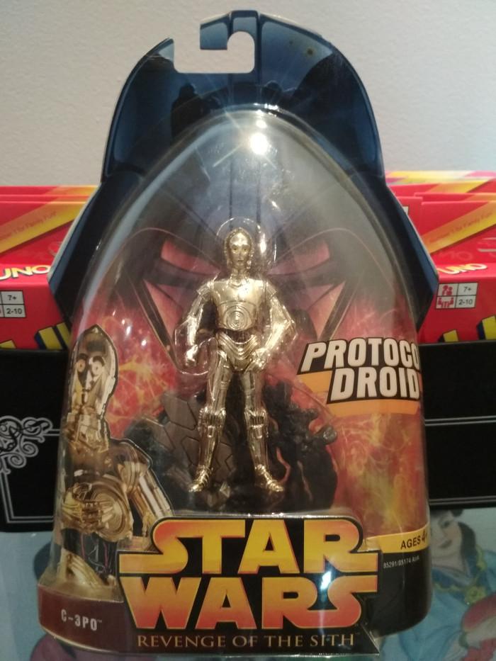 Jual Star Wars C 3po Revenge Of The Sith Protocol Droid Toys Hasbro C3po Jakarta Barat Ssjd Tokopedia