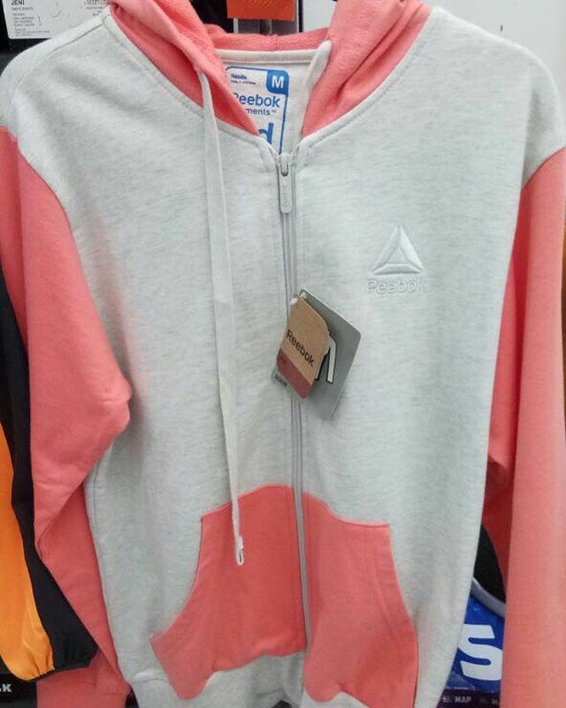 a1973cc1bed68 Jaket reebok women element stellar pink original sale harga ...