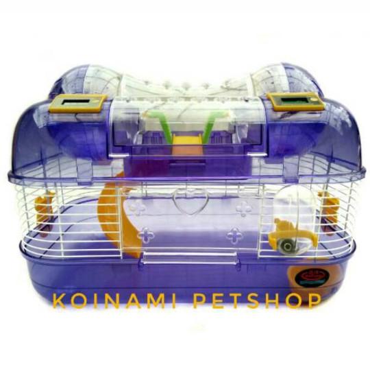 harga Kandang Hamster / Hamster Cage / Aksesoris Hamster Tokopedia.com