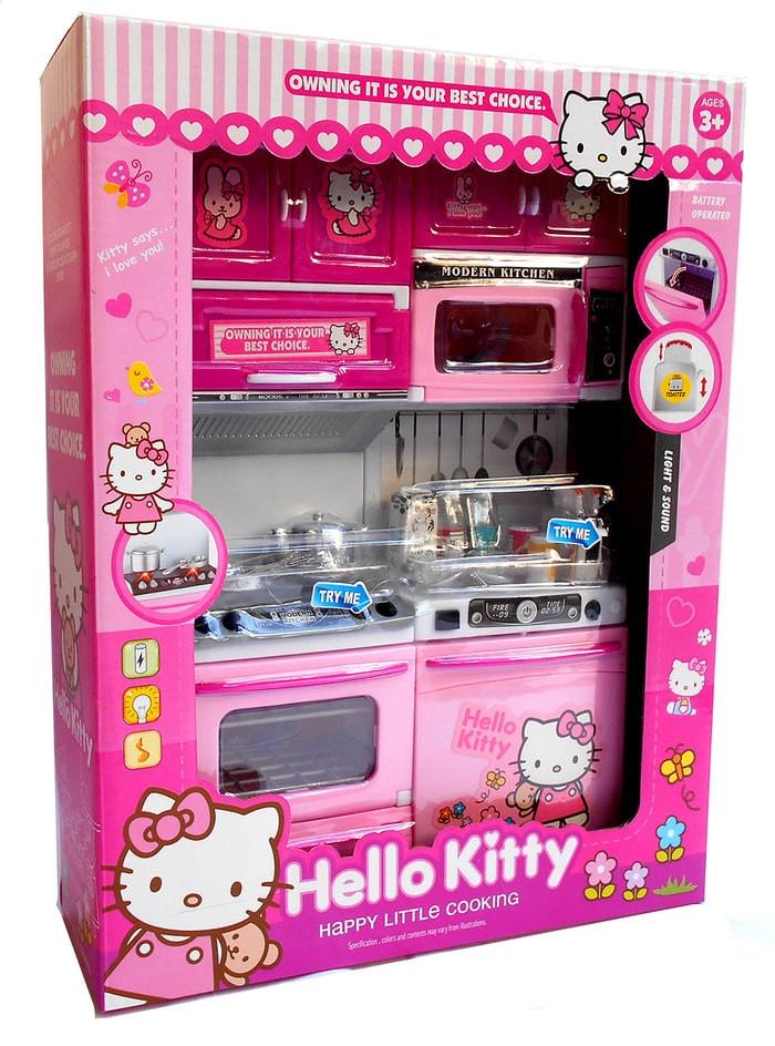 Jual Mainan Anak Hello Kitty Modern Kitchen Happy Little C Promo Terbatas Jakarta Barat Kidoton Shop Tokopedia