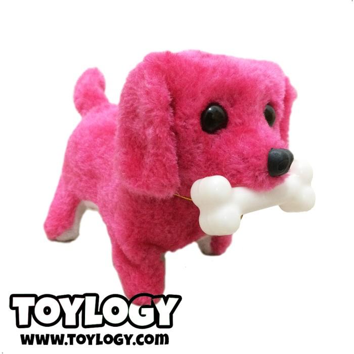 ... Mainan Anak Robot Boneka Anjing ( Robot Stuffed Plush Dog ) - Blanja.com ...