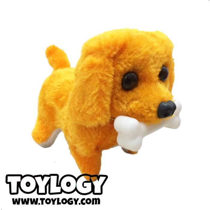 ... Mainan Anak Robot Boneka Anjing ( Robot Stuffed Plush Dog ) - Blanja.com