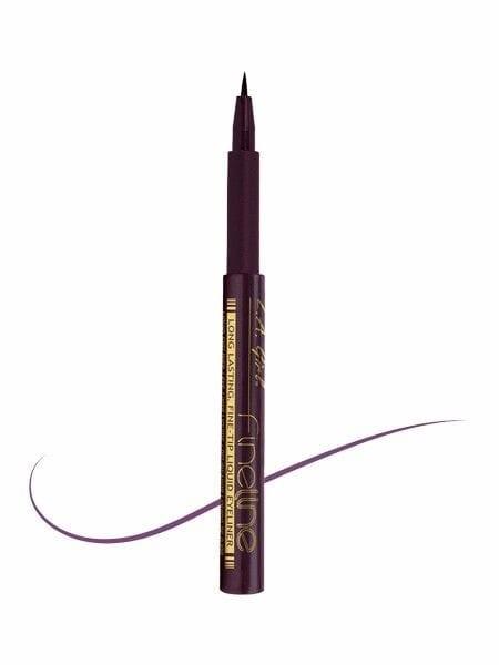Jual La Girl Fine Line Liquid Eyeliner Plum Harga Promo Terbaru