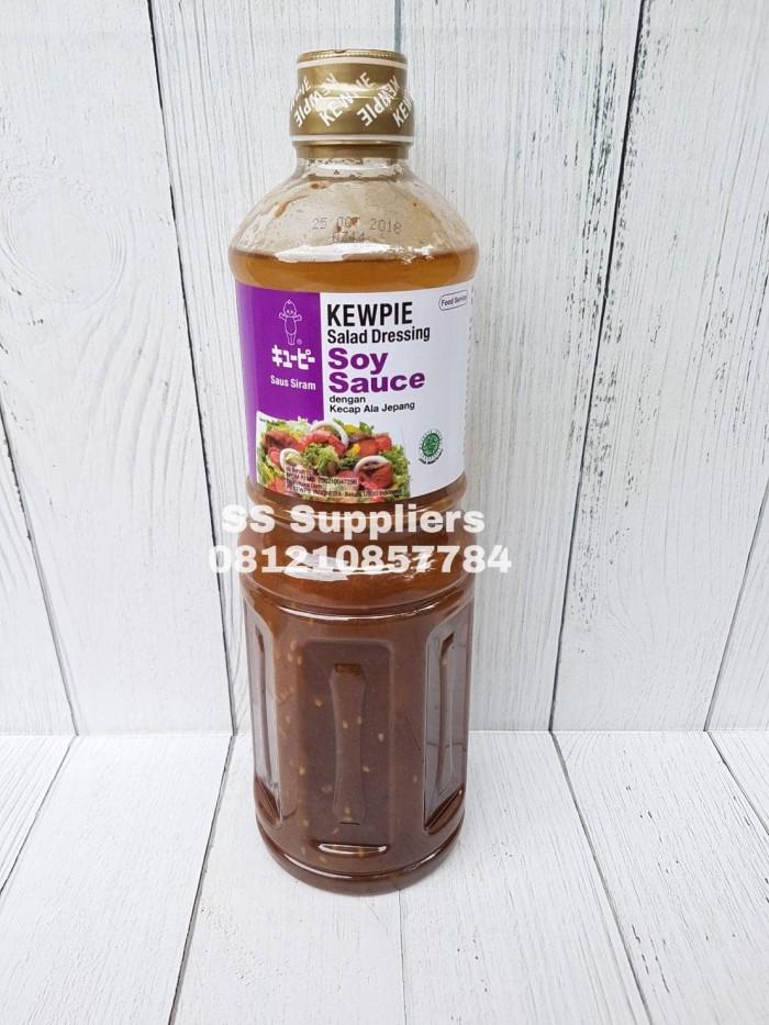 Foto Produk Kewpie Salad Dressing Japanese Soy Sauce 1 LT, Best Seller! dari SS Suppliers F&B Jakarta