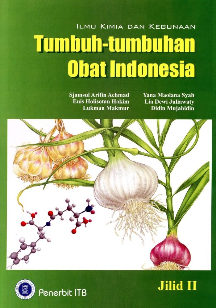 harga Ilmu kimia & kegunaan tumbuh-tumbuhan obat indonesia 2 Tokopedia.com