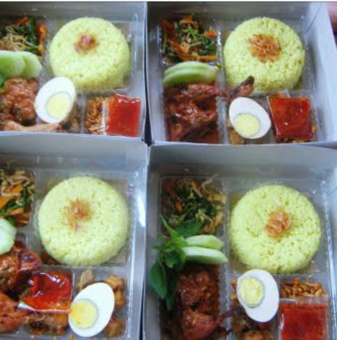 Jual Paket Nasi Box Catering Faradilla Catering Paket Makanan