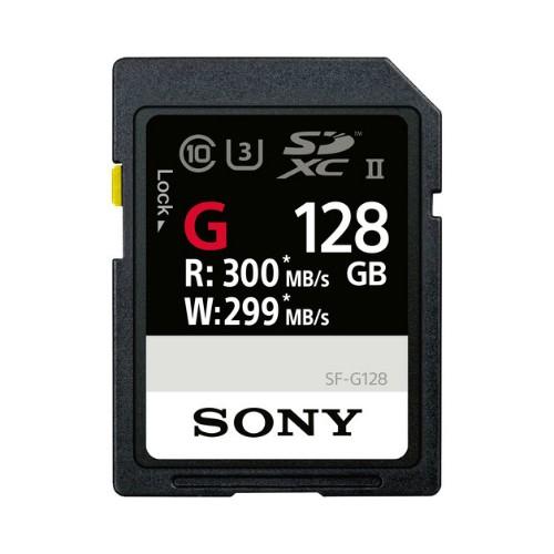 harga Sony 128gb sf-g series uhs-ii sdxc memory card sf-g128 Tokopedia.com