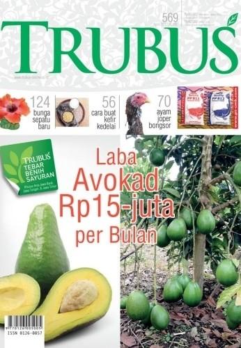 Majalah Trubus Edisi April 2017