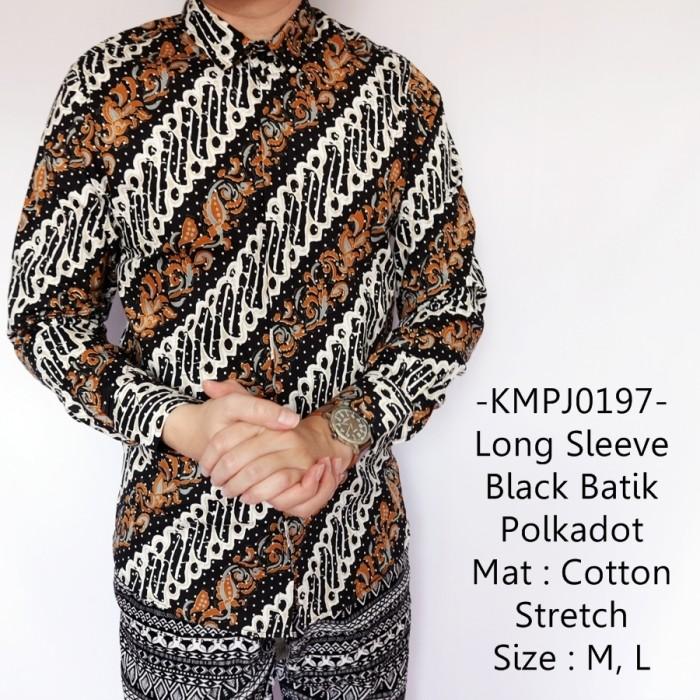 Kemeja Batik Slimfit Pria S933BB Kombinasi Muslim Koko Jeans. Source · Kemeja panjang pria distro