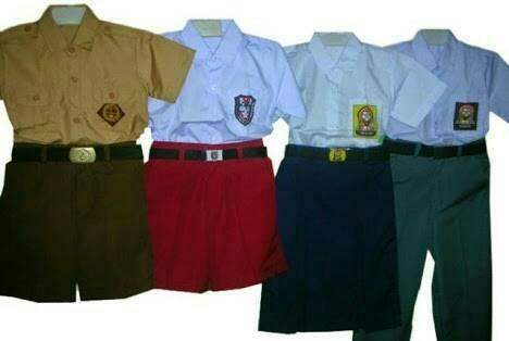c9ce6ed231b210 Jual Baju seragam sekolah   sd   smp   sma terbaru - Kab. Bekasi ...