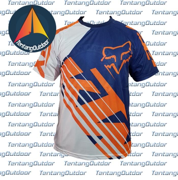 harga Baju kaos jersey sepeda lengan pendek d037 ktm drag downhill mtb cross Tokopedia.com