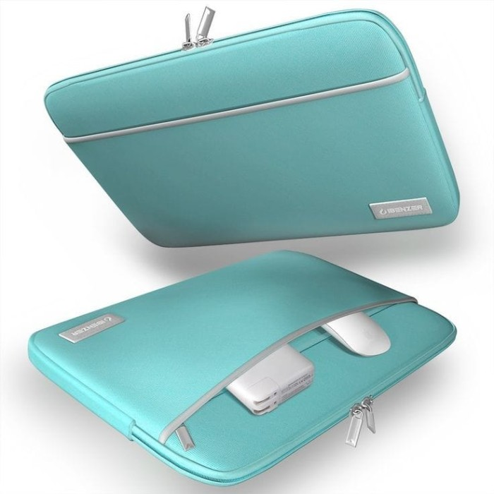 Tas laptop softcase ibenzer size 14 inch - tosca