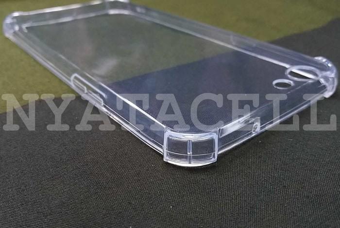 Soft Case Anticrack Oppo F1S A59 Anti Crack Knock Shock Tpu New