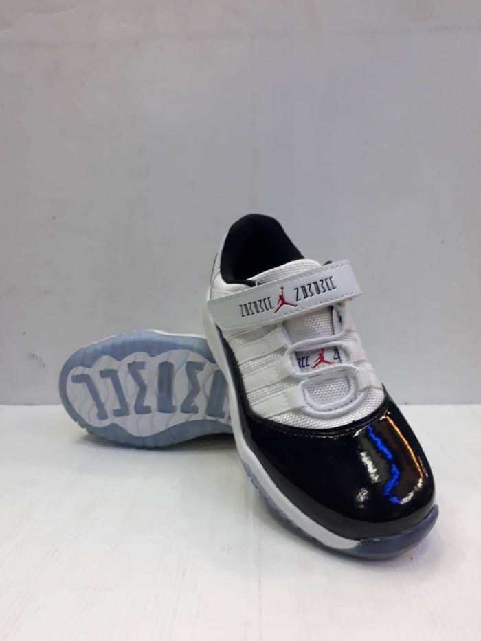 harga Sepatu nike air jordan 11 low import kids anak sekolah kets sneakers Tokopedia.com