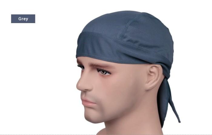 harga Tutup kepala bandana helm sepeda Tokopedia.com